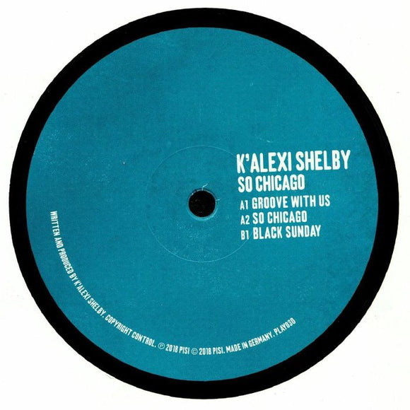 K'ALEXI SHELBY - SO CHICAGO 12