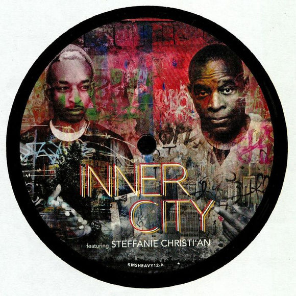 INNER CITY - HEAVY (CARL CRAIG EDIT) 12