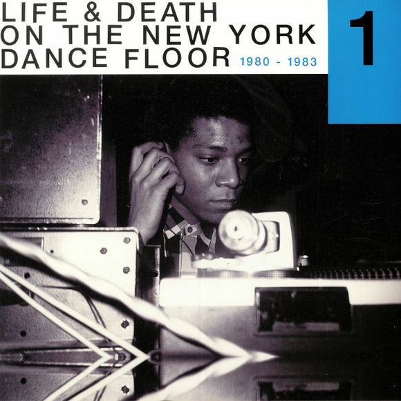 VARIOUS - LIFE & DEATH ON THE NEW YORK DANCEFLOOR PT 1 DLP (REAPPEARING RECORDS)