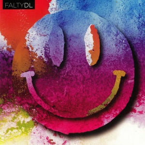 "FALTY DL - IF ALL THE PEOPLE TOOK ACID 12"" (BLUEBERRY)"