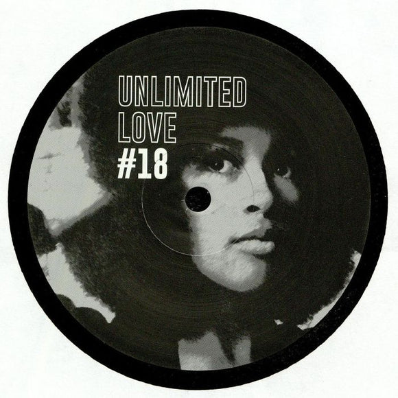 VARIOUS - UNLIMITED LOVE #18 12