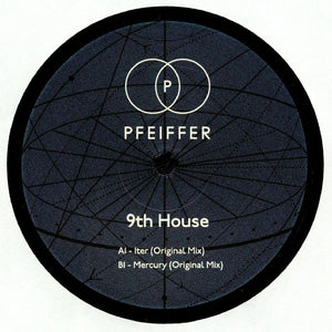 "9TH HOUSE - ITER 12"" (PFEIFFER)"
