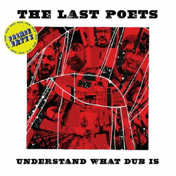 LAST POETS - UNDERSTAND WHAT DUB IS LP (STUDIO ROCKERS)