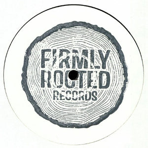 "HALCYONIC FT. JUNIOR DREAD - CAN'T HIDE 12"" (FIRMLY ROOTED)"