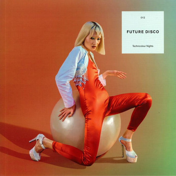 VARIOUS - FUTURE DISCO: TECHNICOLOUR NIGHTS  DLP (NEEDWANT)