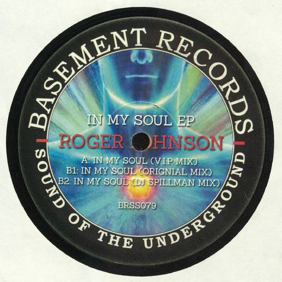 ROGER JOHNSON - IN MY SOUL 12
