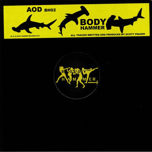 "AOD - THE INTRODUCTION 12"" (BODY HAMMER)"