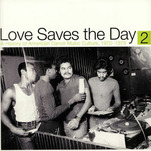 VARIOUS - LOVE SAVES THE DAY PT. 2 DLP (REAPPEARING)