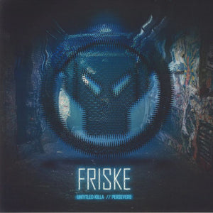"FRISKE - UNTITLED KILLA 12"" (METALHEADZ)"
