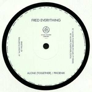 "FRED EVERYTHING - ALONE (TOGETHER) 12"" (ATJAZZ)"