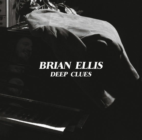 BRIAN ELLIS - DEEP CLUES LP (HOBO CAMP)