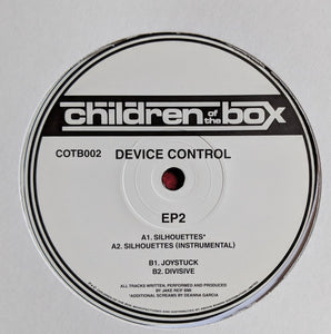 "DEVICE CONTROL - EP 2 12"" (CHILDREN OF THE BOX)"