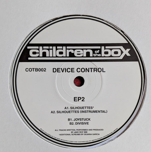 DEVICE CONTROL - EP 2 12