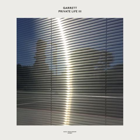 GARRETT - PRIVATE LIFE 3 LP (MUSIC FROM MEMORY)