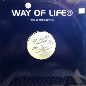 "GAT DECOR - PASSION 12"" (WAY OF LIFE RECORDS)"