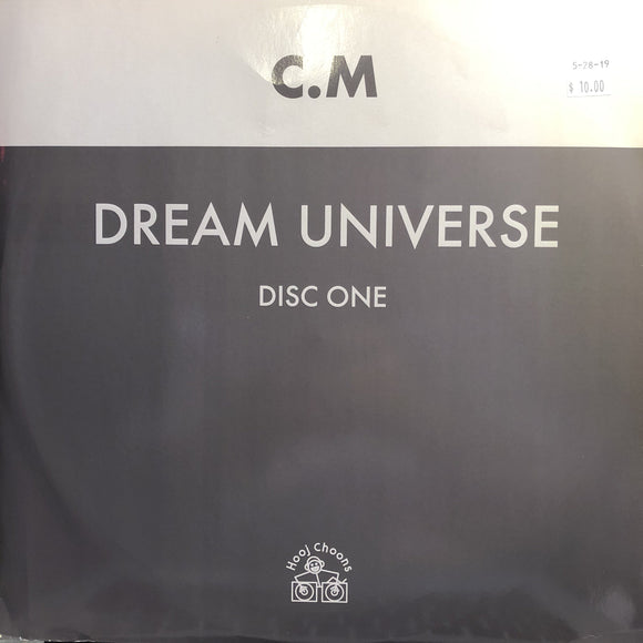 C.M - DREAM UNIVERSE DISC ONE 12