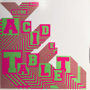 "I:CUBE - ACID TABLET EP 12"" (VERSATILE RECORDS)"