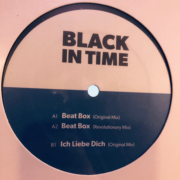 BLACK IN TIME - BEAT BOX 12