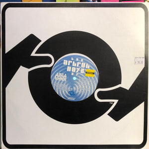 "BLAZE TEAM - ARTFUL NOYZ 12"" (AREA CODE RECORDS)"