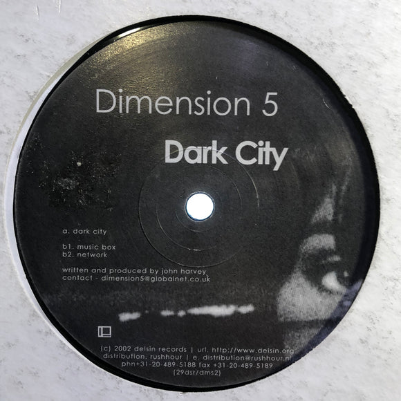 DIMENSION 5 - DARK CITY 12