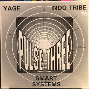 "VARIOUS (FSOL) - PULSE THREE EP 12"" (JUMPIN & PUMPIN)"