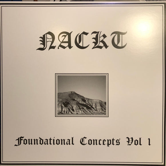 NACKT - FOUNDATIONAL CONCEPTS VOL. 1 10