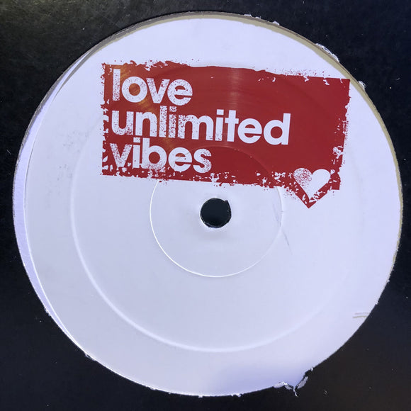 LOVE UNLIMITED VIBES ‎ - LUV.NINE 12