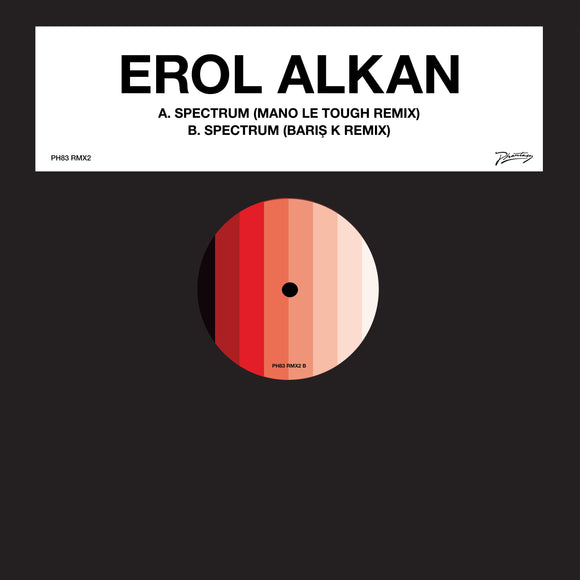 EROL ALKAN - SPECTRUM (MANO LE TOUGH) 12