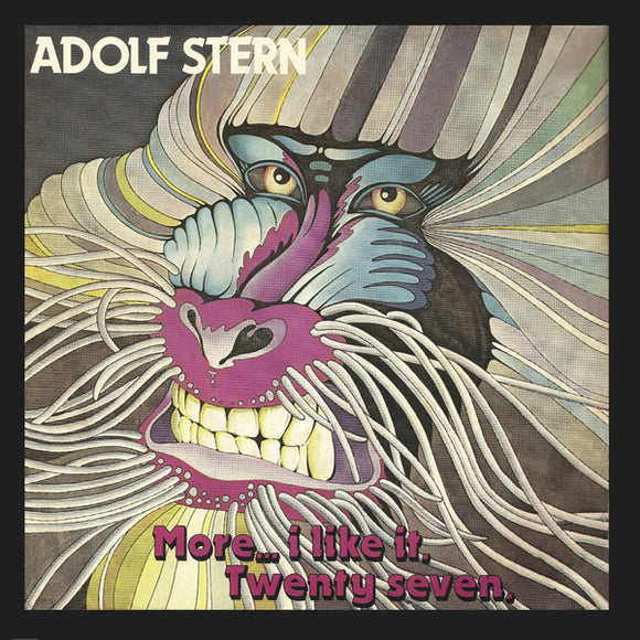 ADOLPH STERN - MORE...I LIKE IT 12
