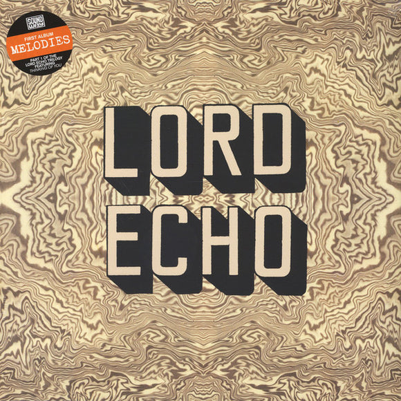 2011 album by New Zealand's incredible LORD ECHO reissued on DJ-friendly double-vinyl is a roaring romp through his crazy world of sound; a magical, meandering journey through Afro-disco, soul reggae, Latin boogie, and Ethio-jazz. Fantastic release!