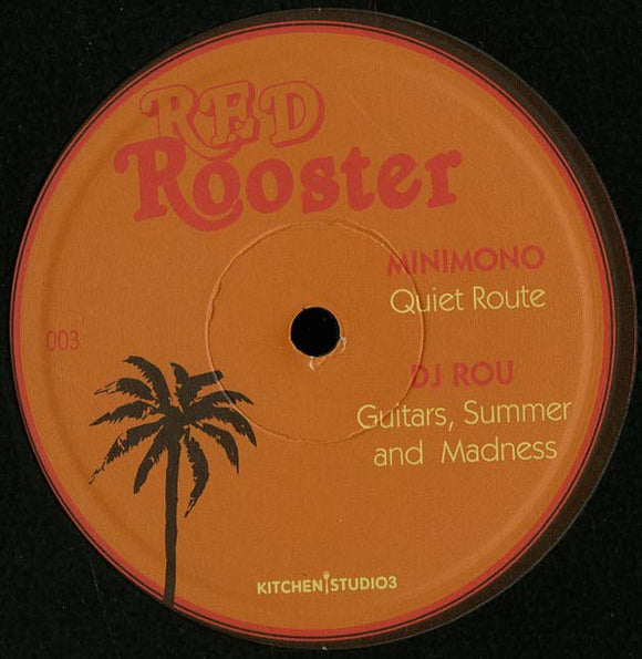 VARIOUS - RED ROOSTER 003 12