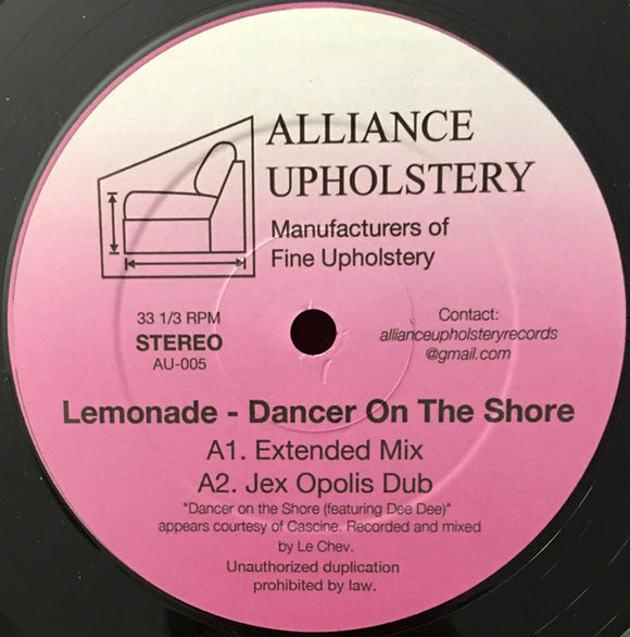 LEMONADE - DANCER ON THE SHORE 12