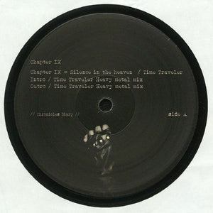 "TIME TRAVELER - REMIX REPORT 2 & CH IX 12"" (CHRONICLES DIARY)"