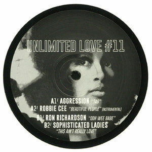 "VARIOUS - UNLIMITED LOVE #11 12"" (UNLIMITED LOVE)"