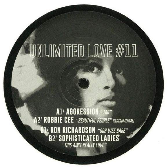 VARIOUS - UNLIMITED LOVE #11 12