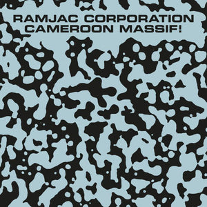 "RAMJAC CORPORATION - CAMEROON MASSIF! 12"" (EMOTIONAL RESCUE)"