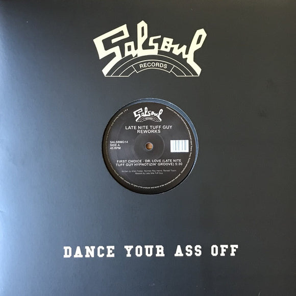 LATE NITE TUFF GUY - SALSOUL REWORKS 12