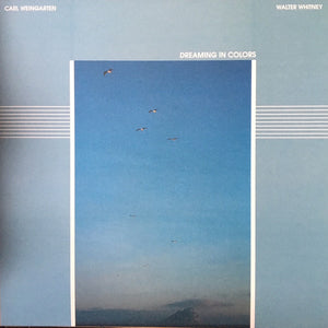 CARL WEINGARTEN & WALTER WHITNEY - DREAMING.. LP (EMOTIONAL RESCUE)