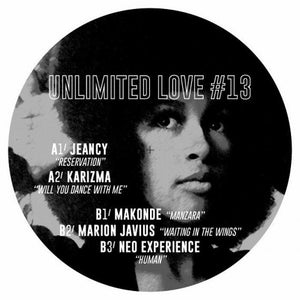"VARIOUS - UNLIMITED LOVE #13 12"" (UNLIMITED LOVE)"