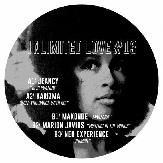 VARIOUS - UNLIMITED LOVE #13 12