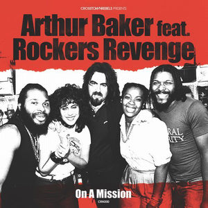 "ARTHUR BAKER - ON A MISSION D12"" (CROSSTOWN REBELS)"