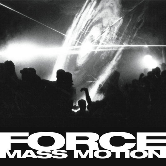 FORCE MASS MOTION - STONE OF THE 5TH SUN 4LP (MUSIC PRESERVATION SOCIETY)