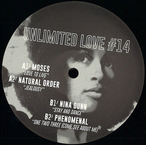 "VARIOUS - UNLIMITED LOVE #14 12"" (UNLIMITED LOVE)"