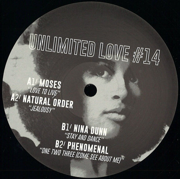 VARIOUS - UNLIMITED LOVE #14 12