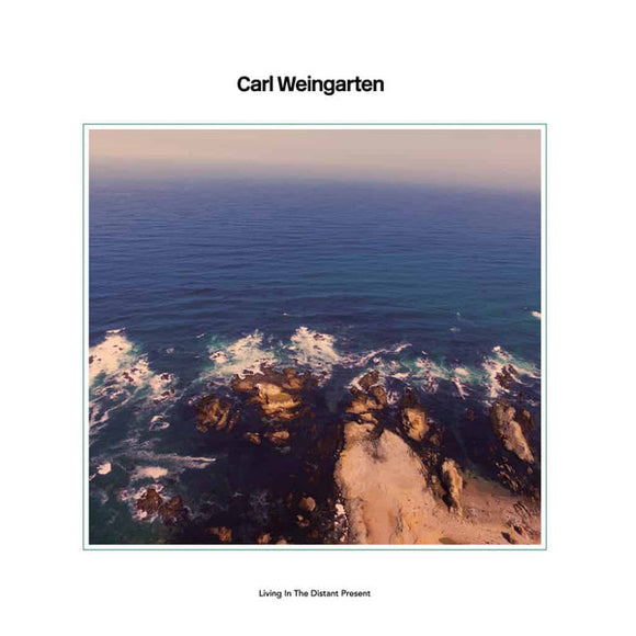 CARL WEINGARTEN - LIVING IN THE DISTANT PRESENT LP (AZURE VISTA)