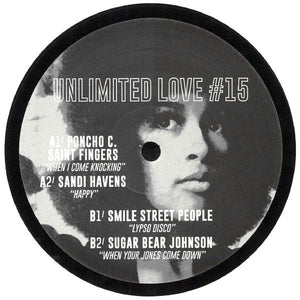 "VARIOUS - UNLIMITED LOVE #15 12"" (UNLIMITED LOVE)"