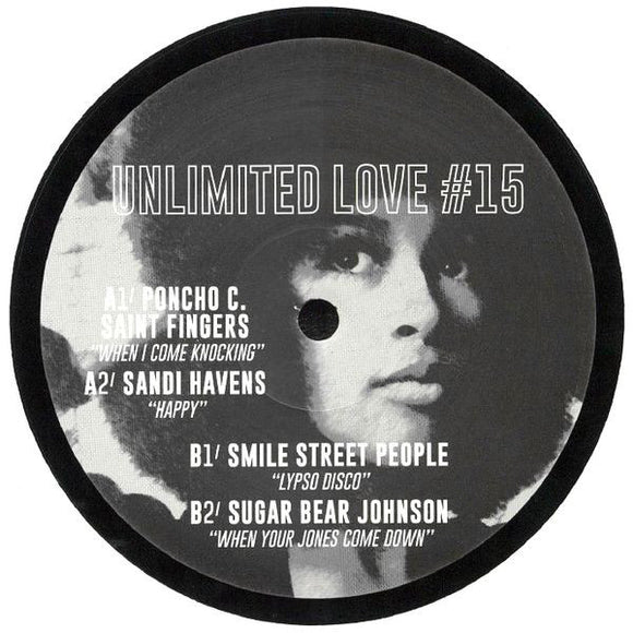 VARIOUS - UNLIMITED LOVE #15 12