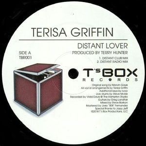 "TERISA GRIFFIN - DISTANT LOVER 12"" (T'S BOX)"