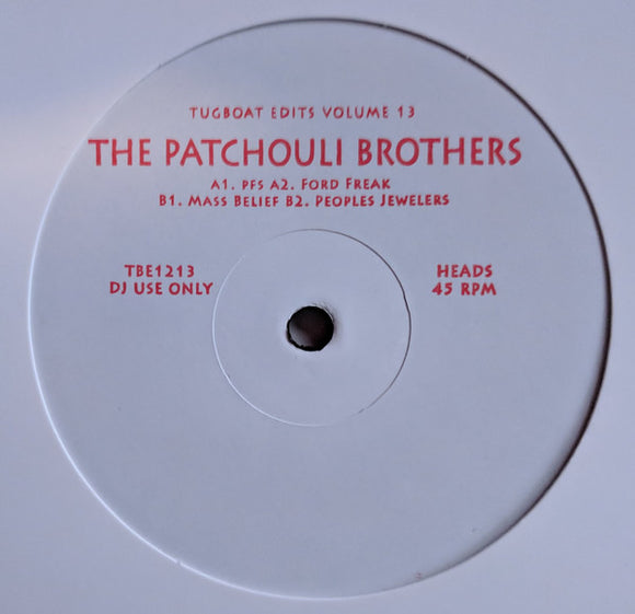 PATCHOULI BROS - TUGBOAT EDITS VOL. 13 12