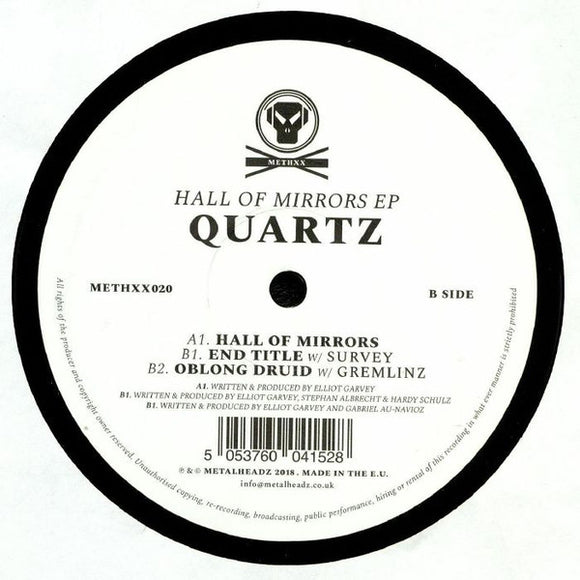 QUARTZ - HALL OF MIRRORS EP 12